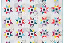 Quilts / A gallery of quilts I've made. / by Adrianne - Little Bluebell