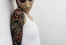 Tattoos / by Frida Arredondo
