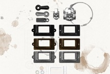 Essential Digital Scrapbooking Items / These particular items work with any kit, theme, or style of page. / by Tiffany Tillman