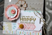 Stampin' UP! 2014 / by Jessica Lewis