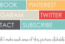 Blogging Stuff / by Maureen Fitzgerald