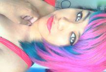 Hair Colors / by Kay Budnik