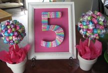 Birthday Party Ideas / by The Twinery