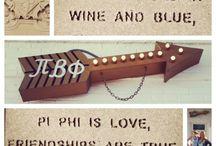 Pi Beta Phi Angels & Arrows / by Deanna McCraw
