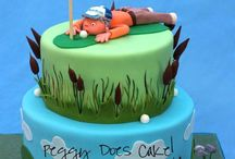 CAKES!!!!! / by Rose Williams