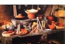 Indonesian kitchen / Indonesische Küche / Rezepte, Zutaten ausgewählt von Madame Shanshi / by Madame Shan'shi