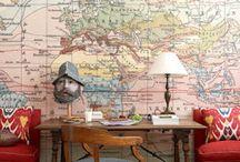 Home Office / by Tiffani Frandsen