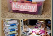 Preschoolish / by Heather Tucker