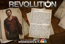 Season 2 Character Trading Cards / Revealed exclusively on social, straight from #SDCC 2013! / by Revolution