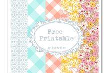 Pretty Little Printables / by Brittany Cascio