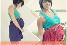 Maternity Style Inspiration / by Heather Talladay