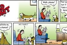 K9 Cartoons / by Chris Odell