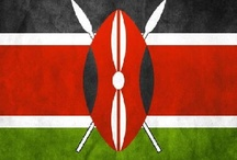 Kenya / by Moira Byrne Squeo