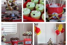 Hudson's 2nd bday / by Chanel Fouts