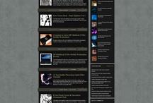 Webdesigns Blog / by Martin Steiner