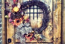 Get your wreath on / by Jessie Studie