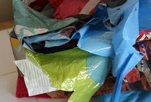 Plastic Bags/Bottles / by LindY G Sherrod