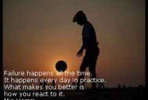 Soccer / by Maddy Bremner