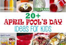 April Fools / by Melody Kessinger