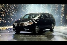 Honda Vehicle Videos / by Tom Kadlec Honda