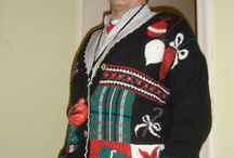 U.C.S.  (Ugly Christmas Sweaters) / I am just amazed by these.  / by Vanessa Shearman