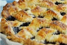 A Blueberry Recipe / by Patti Craven