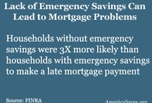Saving for Emergencies / by America Saves