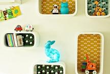 Dream Home (Kid's Bedroom Ideas) / by Allison Lewis