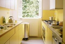 Kitchen / by Claire Wilding