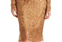 Lace Dress / by Stephanie Allen