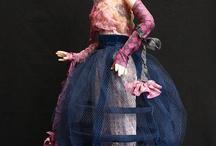 dolls / by Hannah Kitts