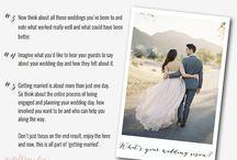THE actual Wedding! / by Amanda Russ