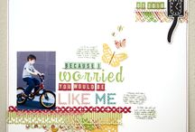 Scrap-a-holic / I am an obsessive compulsive scrap booker. / by Valerie Thorpe