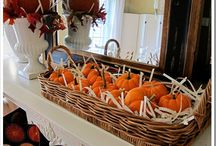 Fall Decor / by Ivy AndElephants