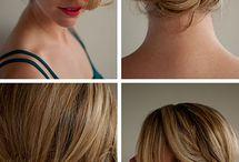 nails, hair, and make-up. / by Christina Liu