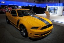 Ford Mustang / High performance, legendary sports car with serious muscle  / by Ford Canada