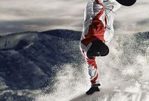 Snowboarding: Slash & Burn / by Sunday River