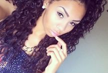 Pretty Hair//Makeup / Cute hairstyles I love and makeup that would potentially look cute on me. / by Cheyenne Battle