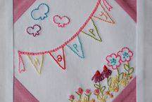 <Embroidery Inspiration> / Ideas for your next Embroidery project.  / by Sew Sweet Quilt Shop