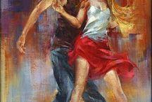 Dances / Dances / by Edwige Gendron