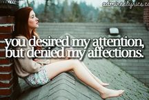 lyrics o:) / by Gina Jenkins