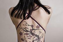 Tattoo's / by Ella Dougles