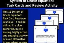 Algebra-systems / by Ciara Mcnish