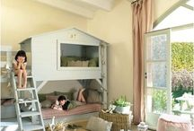 Bedrooms / by Pam Didner