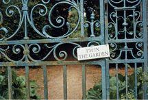 ❀ *Gardener's Delight* ❀ / The Secret Garden...Bloom & Grow Forever / by ✥  ♕  ✥  Kristen Bollman  ✥  ♕  ✥