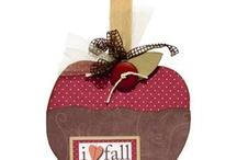 Back to School & Apples / by Jessica Allen & Lindy Allen