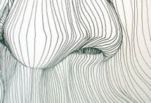 Pen AND Ink  / I've noticed that many of the re-pins I have pinned here have NO ARTIST recognition line. If YOUR ART is here, please let me know and I will add your by-line. Thanks.................di / by Diane TheArtist