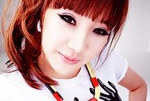my favorite idols / by Xao Vang