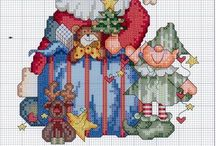 Embroidery and Cross Stitch / by Kate