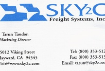Freight Forwarding  / by Sky2c Freight Systems